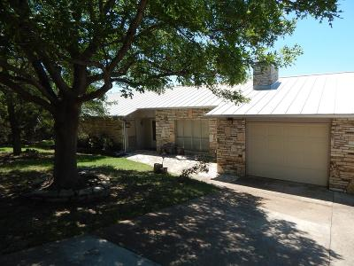 Hunt Single Family Home For Sale: 124 Keagan Dr S