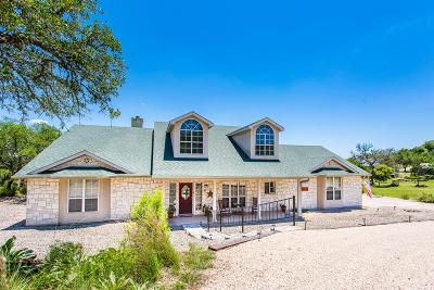 Kerrville Single Family Home For Sale: 191 Shalako Dr