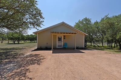 Harper Single Family Home For Sale: 222 Spanish Oak Trail