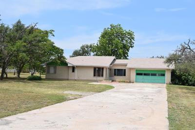 Harper Single Family Home For Sale: 1310 S Ranch Rd 783
