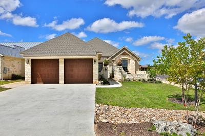 Kerrville Single Family Home For Sale: 3132 Pinnacle Club Dr
