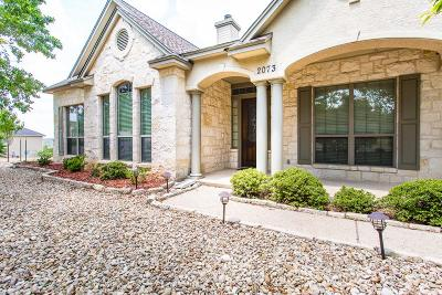 Kerrville Single Family Home For Sale: 2073 Summit Crest Dr