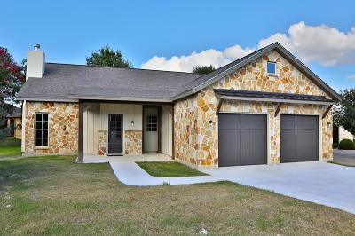 Kerrville Single Family Home For Sale: 2828 Rock Barn Circle