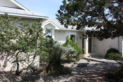 Kerrville Single Family Home For Sale: 457 Loma Vuelta