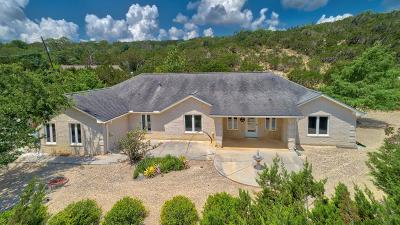 Kerrville TX Single Family Home For Sale: $342,500