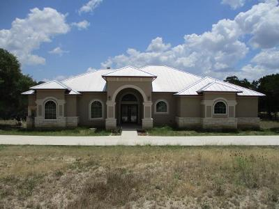 Kerrville TX Single Family Home For Sale: $459,900