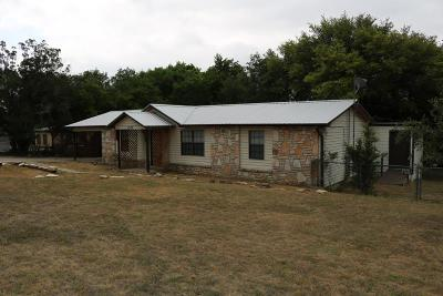 Kerrville Single Family Home For Sale: 1530 Ranchero Rd