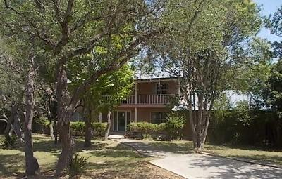 Kerrville TX Single Family Home For Sale: $189,000
