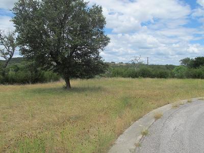 Kerrville Residential Lots & Land For Sale: LOT 25 Misty Ln