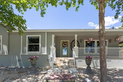 Kerrville Single Family Home For Sale: 250 Camino Real