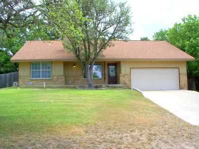 Kerrville Single Family Home For Sale: 115 Poco Vista Dr S
