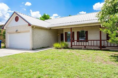 Kerrville Single Family Home For Sale: 1302 Ridge Dr