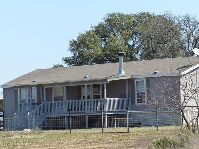 Single Family Home For Sale: 700 FM 2996