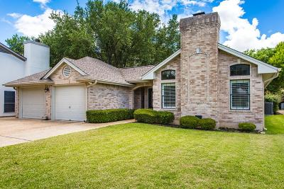 Kerrville Single Family Home For Sale: 2437 Rock Creek Dr