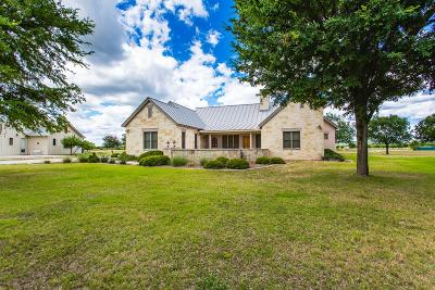 Kerrville Single Family Home For Sale: 2912 Dry Hollow Drive