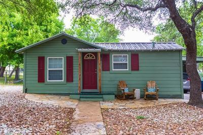 Kerrville Single Family Home For Sale: 1302 McAllen St