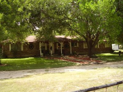 Center Point Single Family Home For Sale: 126 Navaho Trl