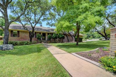 Kerrville Single Family Home For Sale: 1309 Warbler Dr