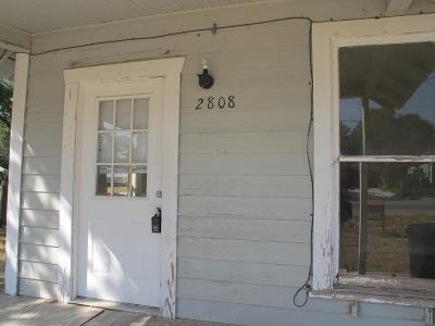 Kerrville Single Family Home For Sale: 2808 Legion Dr