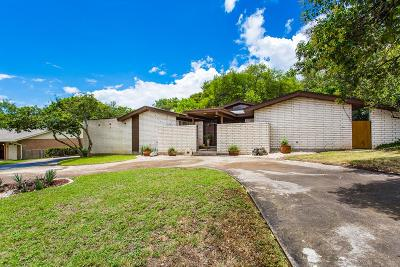Kerrville Single Family Home For Sale: 700 Mockingbird Lane