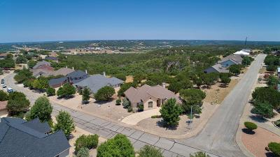 Kerrville Single Family Home For Sale: 2000 Crown View Dr
