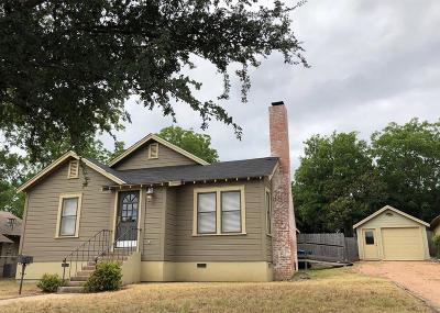 Kerrville Rental For Rent: 941 Wheless Ave