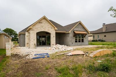Kerrville Single Family Home For Sale: 3140 Pinnacle Club Dr