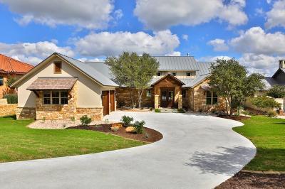 Kerrville Single Family Home For Sale: 3937 Oak Park Dr