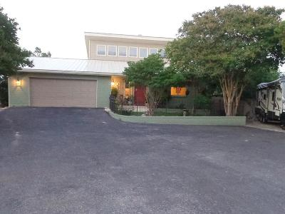 Kerrville Single Family Home For Sale: 501 Mountain Top Dr