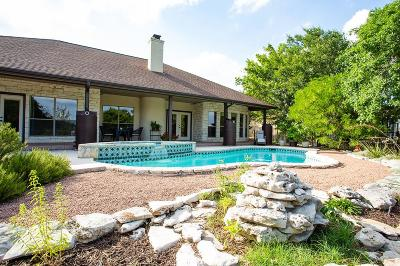 Kerrville Single Family Home For Sale: 1905 Summit Top Dr