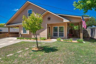 Kerrville TX Single Family Home For Sale: $265,000