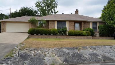 Ingram Single Family Home For Sale: 308 Red Oak Lane