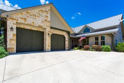 Kerrville Single Family Home For Sale: 3200 #11 Pinnacle Club Dr