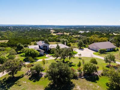 Kerrville Single Family Home For Sale: 184 Honor