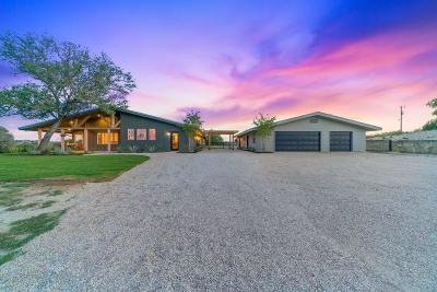 Kerrville Single Family Home For Sale: 231 West Creek Rd
