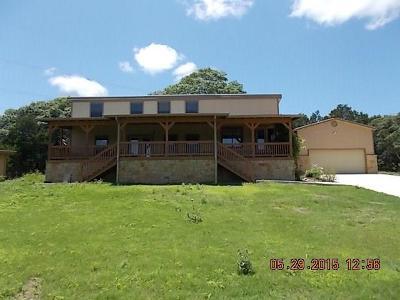 Kerrville Rental For Rent: 4155 Fredericksburg Rd