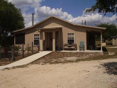 Mountain Home TX Single Family Home For Sale: $398,500