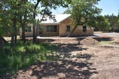 Bandera Single Family Home For Sale: 183 Sunrise