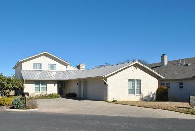 Kerrville Single Family Home For Sale: 2408 Rock Creek Dr