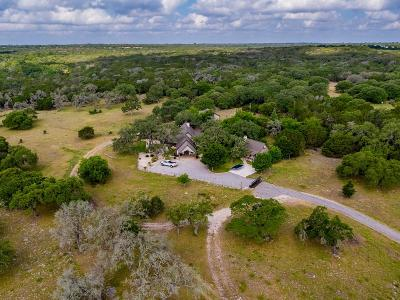 Kerrville TX Single Family Home For Sale: $849,000