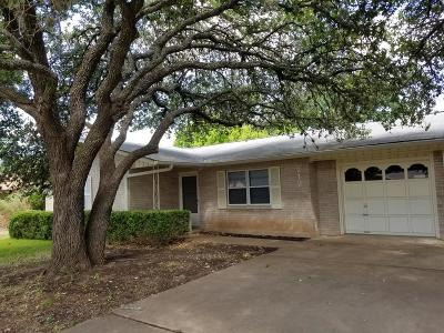 Kerrville Rental For Rent: 212 A Manor Dr