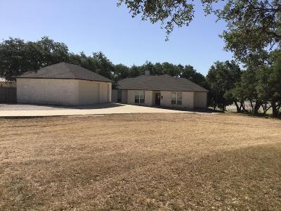 Bandera Single Family Home For Sale: 445 PR 1524
