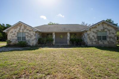Center Point Single Family Home For Sale: 140 Rucker Lane