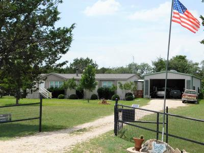 Bandera Single Family Home For Sale: 187 Diana