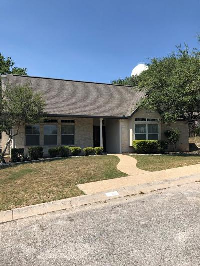 Kerrville Single Family Home For Sale: 134 St Andrews Loop