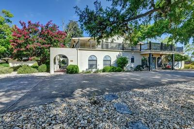 Kerrville Single Family Home For Sale: 510 Preston Trail