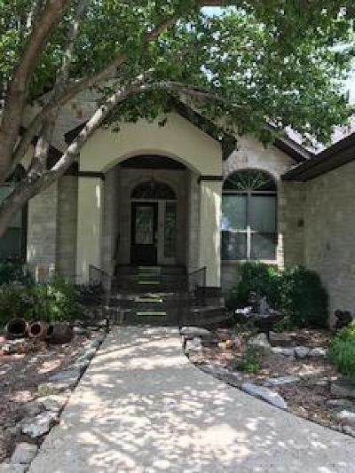Kerrville Single Family Home For Sale: 410 Coronado Dr