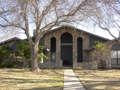 Kerrville Single Family Home For Sale: 203 Coronado Dr