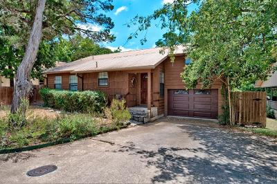 Kerrville Single Family Home For Sale: 607 Tanglewood Lane