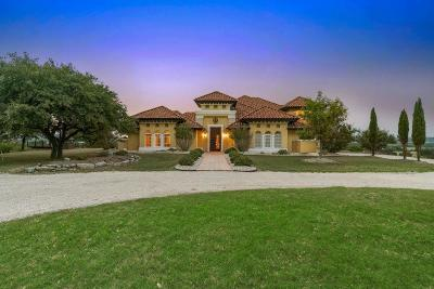 Kerrville TX Single Family Home For Sale: $1,450,000